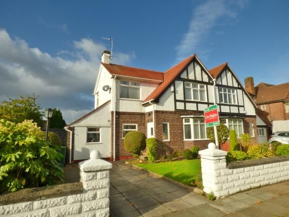 Thumbnail Semi-detached house for sale in The Wiend, Birkenhead, Wirral