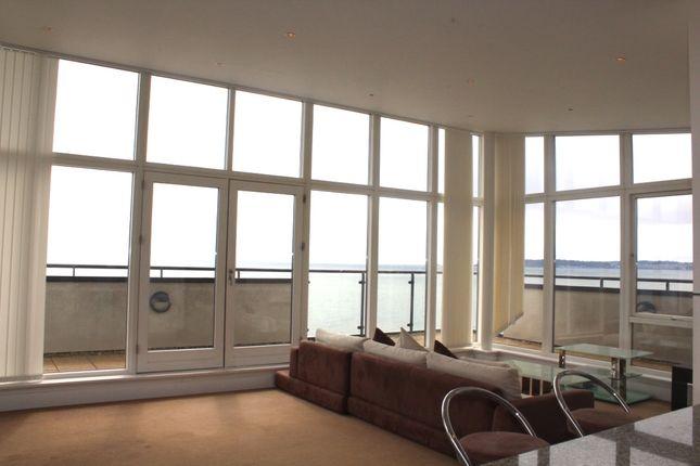 Thumbnail Duplex to rent in Meridian Bay, Swansea