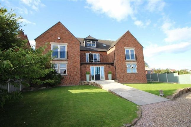 Thumbnail Detached house for sale in Bradley Drive, Belper, Derbyshire