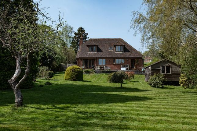 Thumbnail Detached house for sale in New Road, Penshurst, Tonbridge