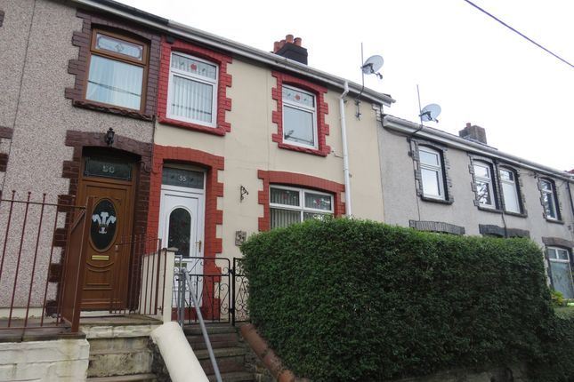 Thumbnail Terraced house for sale in Fothergills Road, Elliots Town, New Tredegar