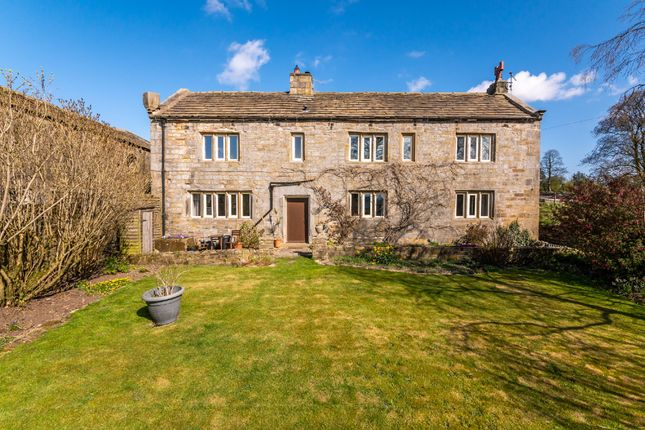 4 bed detached house for sale in Clifton Lane, Newall With Clifton, Otley LS21