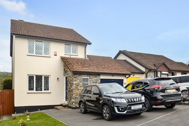 Thumbnail Detached house for sale in Woodland Close, Barnstaple