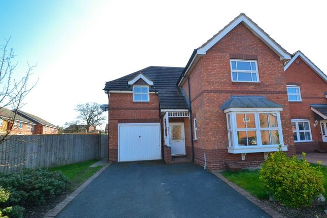 Thumbnail Detached house for sale in Latchford Lane, Shrewsbury