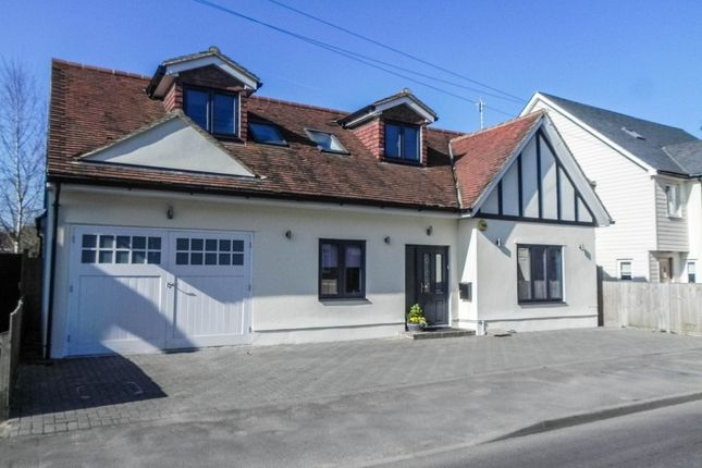 Thumbnail Detached house for sale in Thaxted Road, Saffron Walden