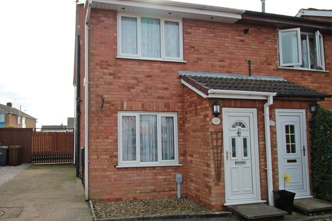 Thumbnail Semi-detached house to rent in Greylees Avenue, Hull