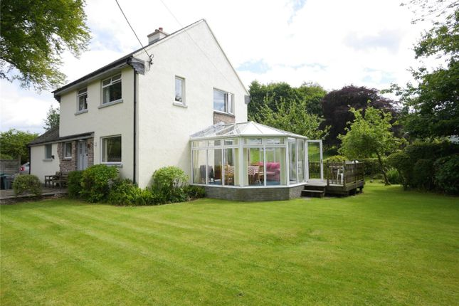 Thumbnail Detached house for sale in Longrigg Green, Eskdale, Holmrook, Cumbria