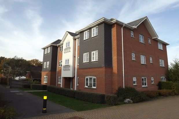 2 bed flat to rent in Doctors Acre, Hook