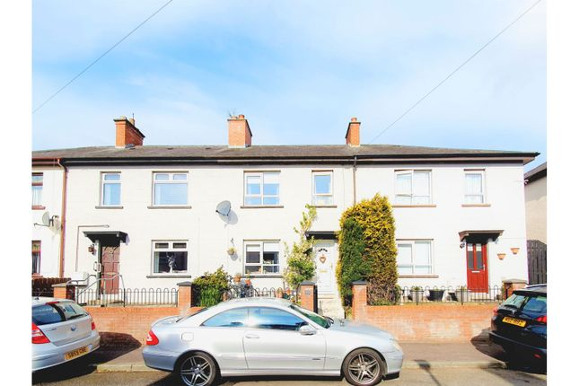 3 bed terraced house for sale in Skegoneill Drive, Belfast BT15