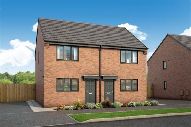 Thumbnail Semi-detached house for sale in Sakura Walk, Seacroft, Leeds