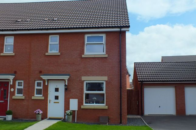3 bed semi-detached house for sale in Godley Lane, Paxcroft Mead, Trowbridge