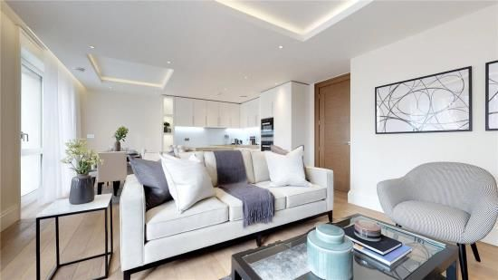 Thumbnail Flat to rent in Temple House, 13 Arundel Street, London