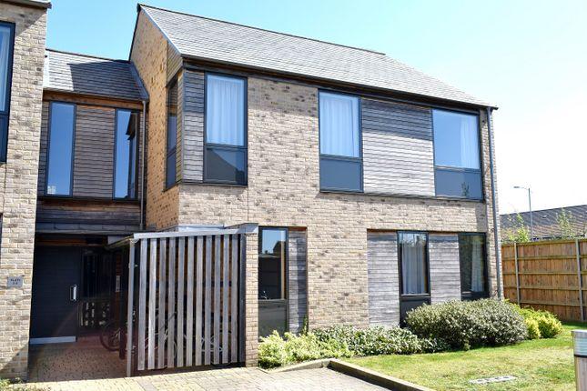 Thumbnail Flat to rent in Showground Close, Trumpington, Cambridge