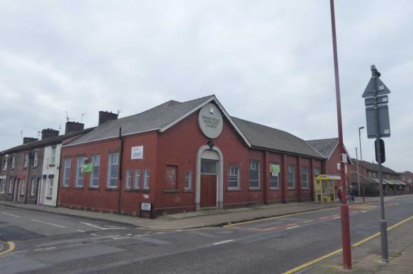 Banks Road Methodist Church, Priory Street, Liverpool L19