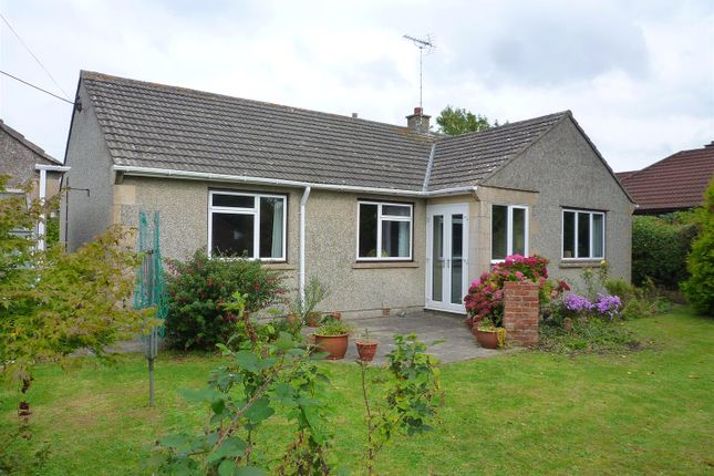 Thumbnail Detached bungalow for sale in Grange Lane, Warminster