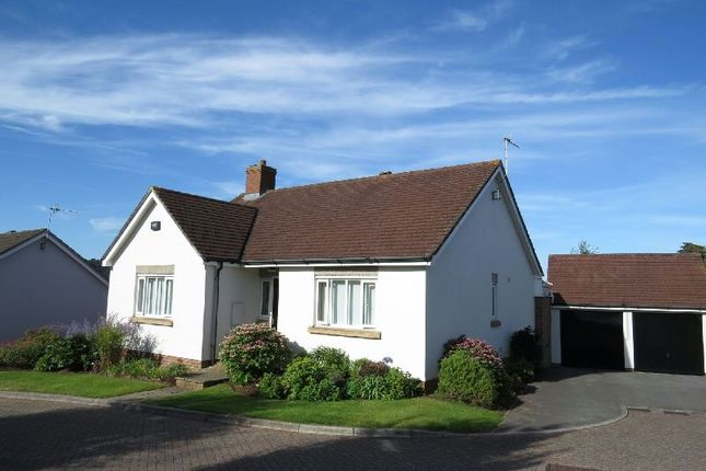 Thumbnail Detached bungalow for sale in Observatory Field, Winscombe