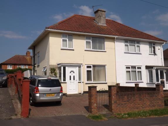 Thumbnail Semi-detached house for sale in Ravenglass Crescent, Southmead, Bristol