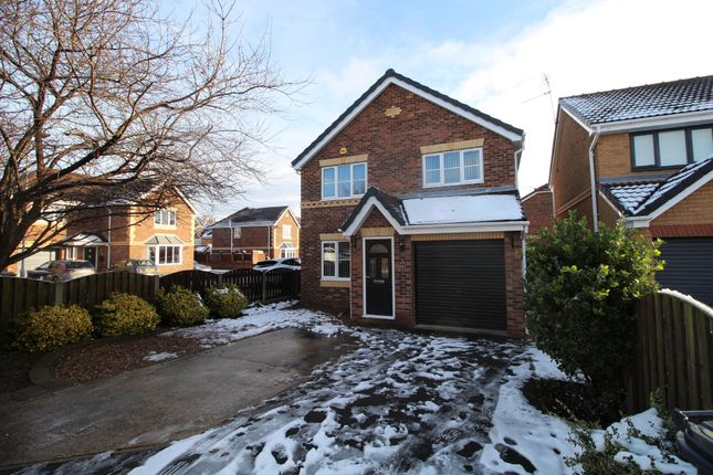 Thumbnail Detached house for sale in Radcliffe Close, Scawthorpe, Doncaster, South Yorkshire
