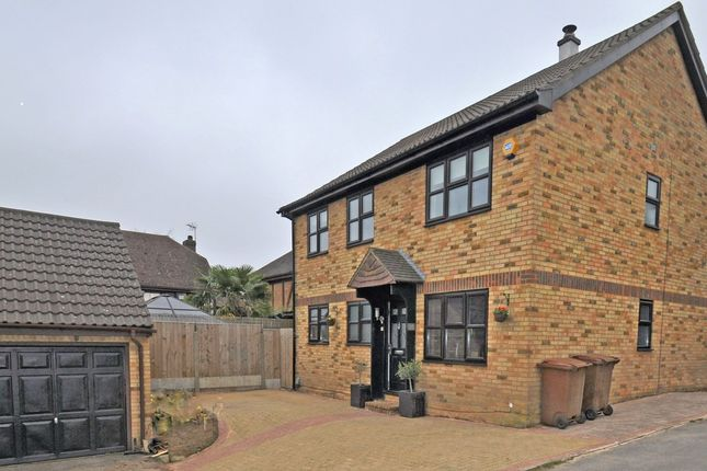 Thumbnail Detached house for sale in Ladyfields, Chatham
