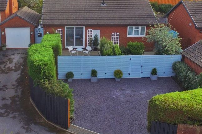 Thumbnail Detached bungalow for sale in Traeth Melyn, Deganwy, Conwy