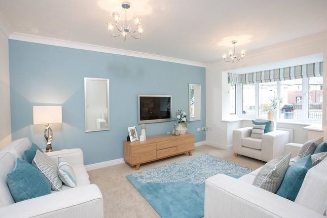 Thumbnail Detached house for sale in Cropper Road, Blackpool
