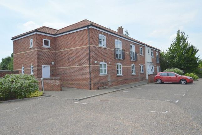 Thumbnail Flat for sale in Norwich Road, Hethersett, Norwich