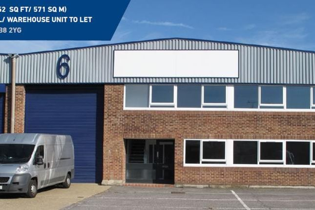 Thumbnail Light industrial to let in Unit 6, Cowley Mill Trading Estate, Longbridge Way, Cowley, Uxbridge, Middlesex