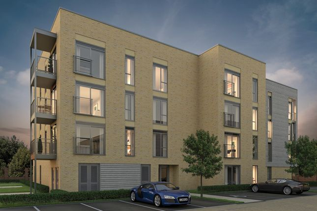 """Thumbnail Flat for sale in """"Type A - Turner House"""" at Hampden Road, Hitchin"""