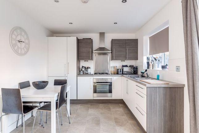 Kitchen of Vicarage Crescent, Coppull, Chorley PR7