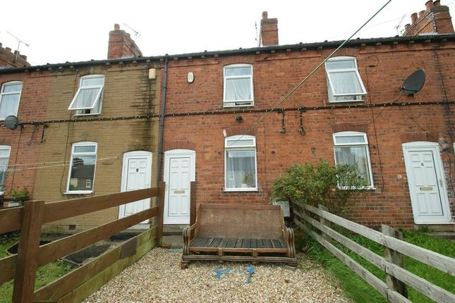 Thumbnail Terraced house for sale in Recreation Drive, Shirebrook, Mansfield
