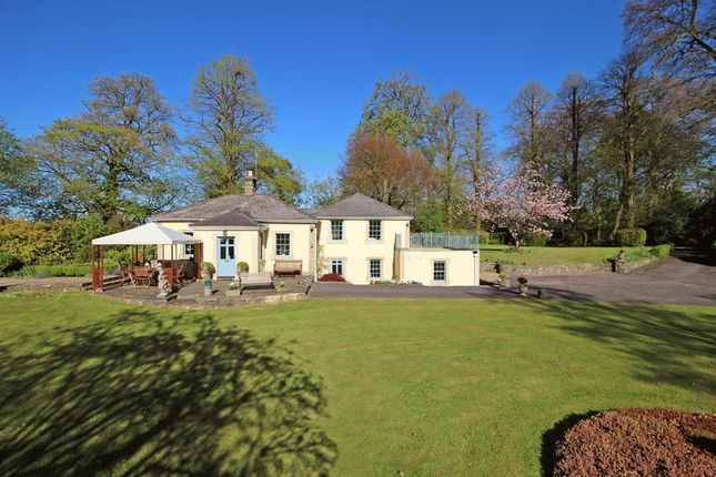 Thumbnail Detached house for sale in The Lodge, Hayeswood Road, Timsbury