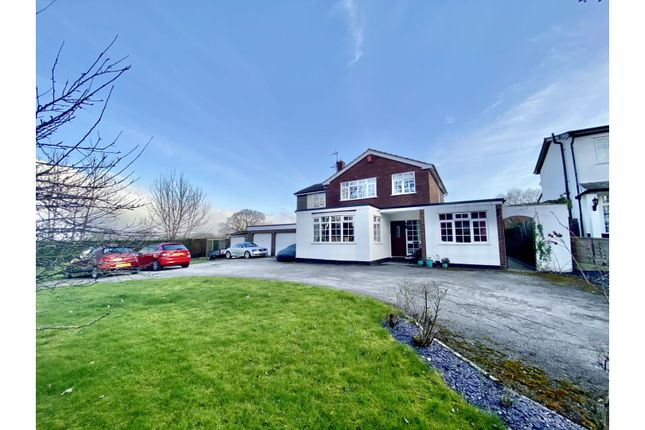 4 bed detached house for sale in Leaches Lane, Mancot CH5