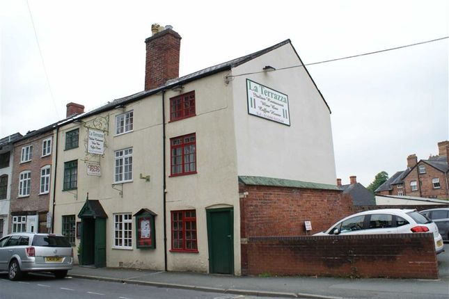 Thumbnail Commercial property for sale in Park Street, Newtown, Powys