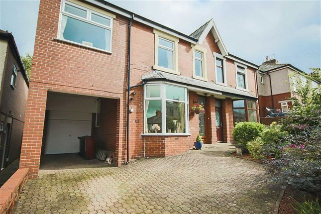 Thumbnail Semi-detached house for sale in Sunnyside Avenue, Wilpshire, Blackburn