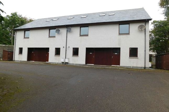 Thumbnail Terraced house for sale in Ormlie Road, Thurso, Caithness