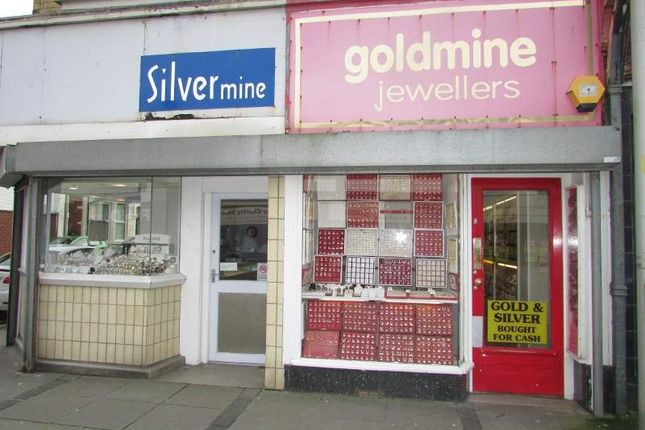 Thumbnail Commercial property for sale in Waterloo Road, Blackpool