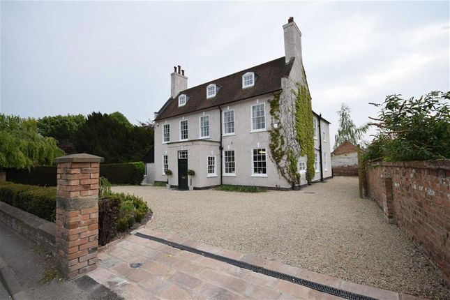 Thumbnail Detached house for sale in Church Street, Southwell, Nottinghamshire