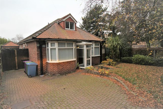 Thumbnail Bungalow for sale in Allerton Road, Allerton, Liverpool