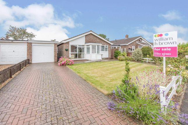 2 bed detached bungalow for sale in Millfield, Ashill, Thetford IP25