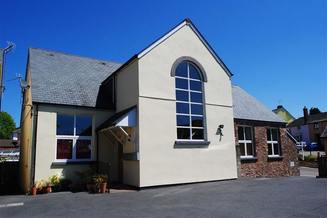 Thumbnail Flat to rent in The Manor Hall, Hatherleigh, Devon