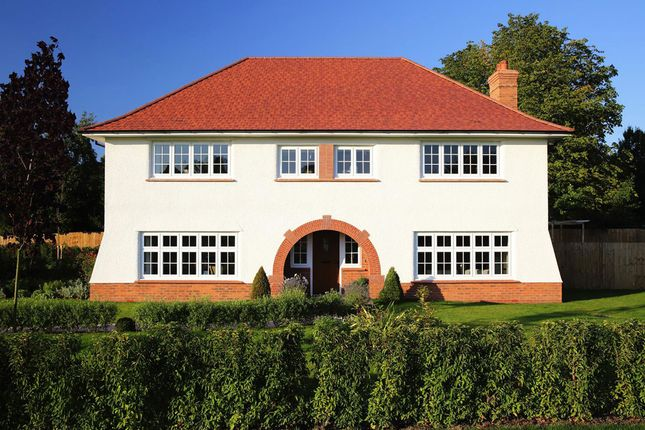 "Thumbnail Detached house for sale in ""Highgrove"" at Walnut Lane, Hartford, Northwich"