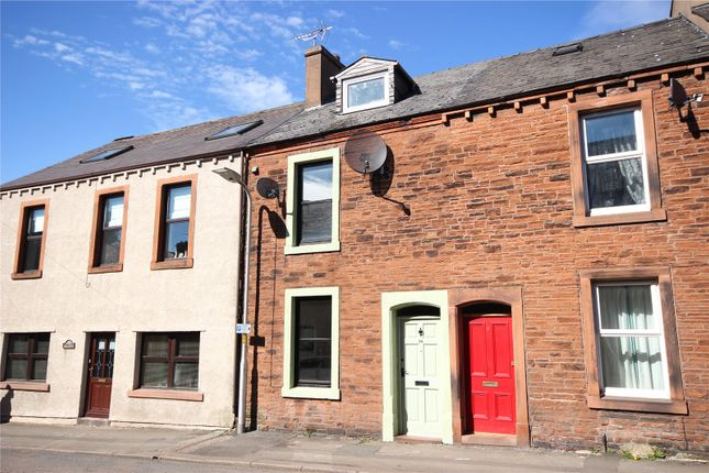 Thumbnail Terraced house to rent in 10 Mill Street, Penrith, Cumbria