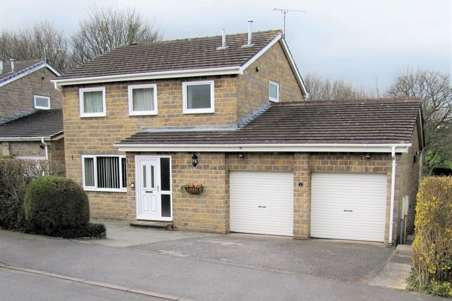 Thumbnail Detached house for sale in Farlow Croft, High Green