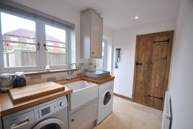 Utility Room of Hares Lane, Hartley Wintney, Hook RG27