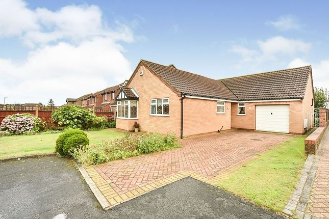 Thumbnail Bungalow for sale in Cotham Gardens, Keelby, Grimsby