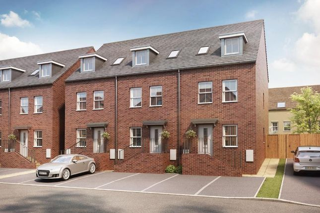 "Thumbnail End terrace house for sale in ""Norbury"" at Bankside, Banbury"