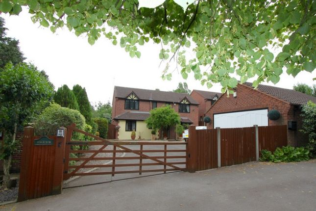 Thumbnail Detached house for sale in Billborough Road, Trowell Moor