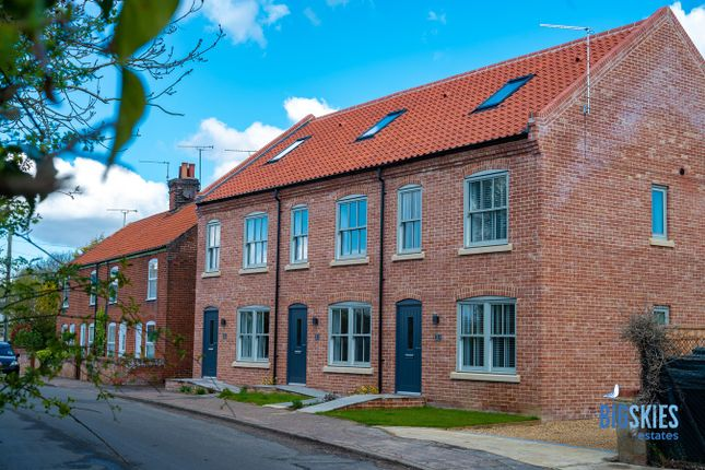 3 bed terraced house for sale in The Staithe, Stalham, Norwich NR12