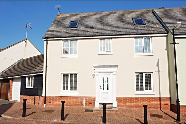 Thumbnail Semi-detached house for sale in Warren Lingley Way, Tiptree