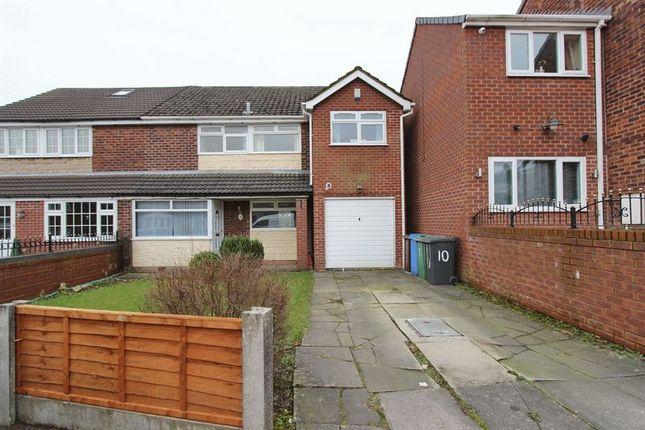 Thumbnail Semi-detached house for sale in Alkrington Close, Unsworth, Bury